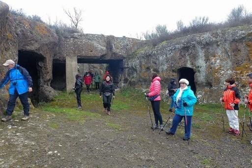 grotta porcina 22-03-2015 NordicWalkingLaTorreVT (28)