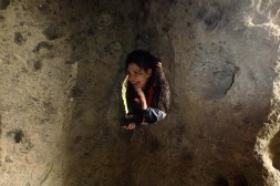grotta porcina 22-03-2015 NordicWalkingLaTorreVT (33)