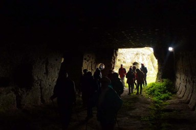 grotta porcina 22-03-2015 NordicWalkingLaTorreVT (36)