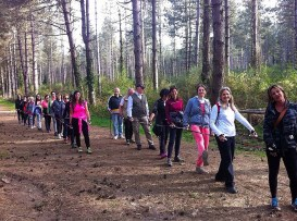 NordicWalkingLaTorreViterbo14042015 (1)