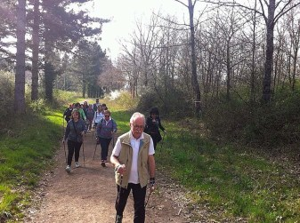 NordicWalkingLaTorreViterbo14042015 (6)