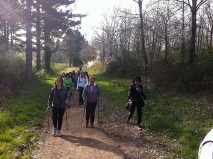 NordicWalkingLaTorreViterbo14042015 (7)