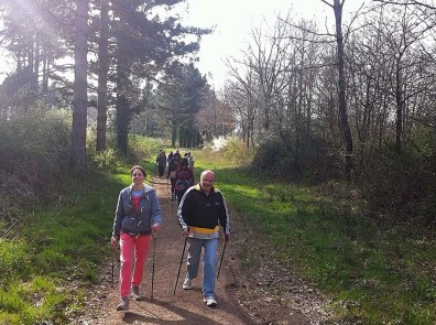 NordicWalkingLaTorreViterbo14042015 (9)