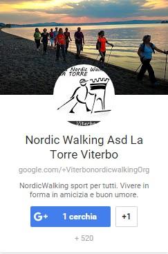 badge_googleNordicWalkingLaTorreViterbo