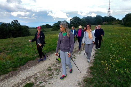 NordicWalkingLaTorreViterbo-28092015 (8)