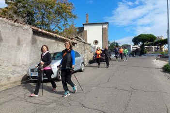 NordicWalkingLaTorreViterbo-EROICA 2015 (7)