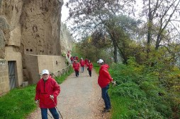NordicWalkingLaTorre-Viterbo-OrvietoADO-15112015 (12)