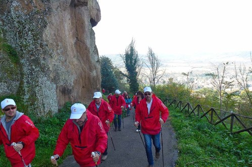 NordicWalkingLaTorre-Viterbo-OrvietoADO-15112015 (27)