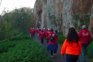 NordicWalkingLaTorre-Viterbo-OrvietoADO-15112015 (28)