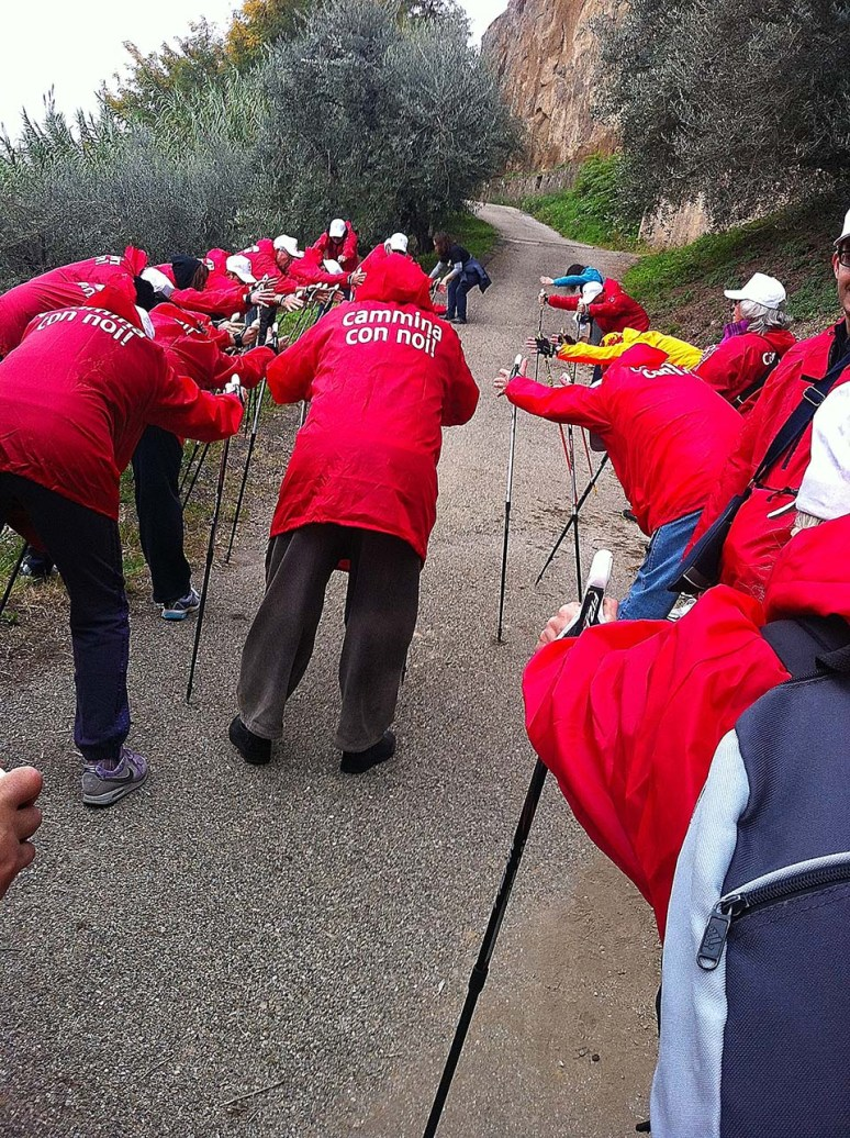 NordicWalkingLaTorre-Viterbo-OrvietoADO-15112015 (30)