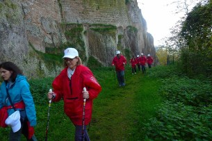 NordicWalkingLaTorre-Viterbo-OrvietoADO-15112015 (32)