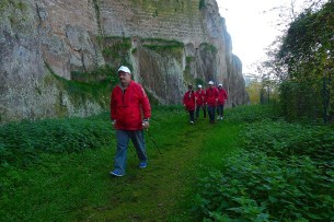 NordicWalkingLaTorre-Viterbo-OrvietoADO-15112015 (33)