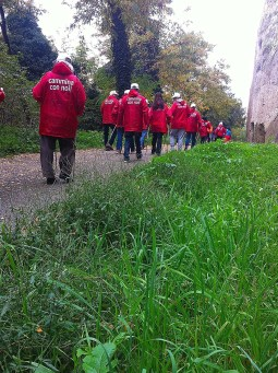NordicWalkingLaTorre-Viterbo-OrvietoADO-15112015 (34)