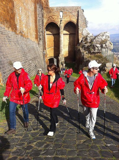 NordicWalkingLaTorre-Viterbo-OrvietoADO-15112015 (36)