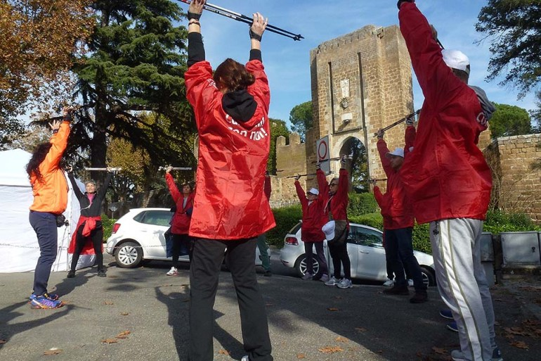 NordicWalkingLaTorre-Viterbo-OrvietoADO-15112015 (39)