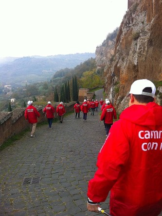 NordicWalkingLaTorre-Viterbo-OrvietoADO-15112015 (7)